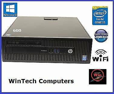 hp prodesk 600 g1 sff video drivers