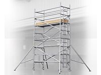 Wanted Alloy Scaffold Tower