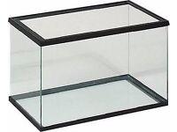 Glass Aquarium
