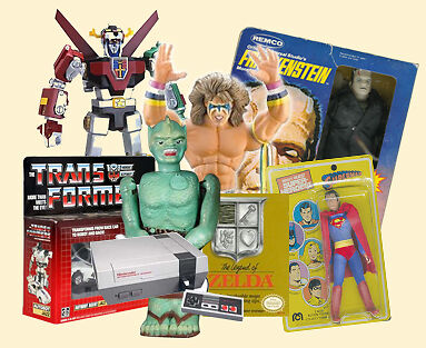 M&C Toys and Collectables