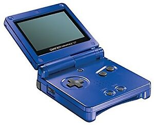 Looking for gameboy advanced and games