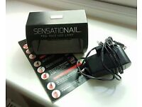 Sensationail Pro 3060 LED gel nail lamp.