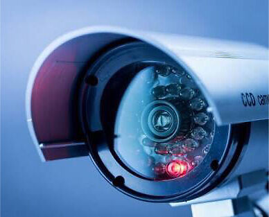 Home CCTV security system installation