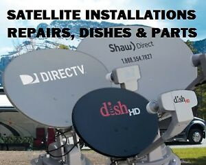 Satellite Dish Installations - New Installs and Repairs BELL DIR
