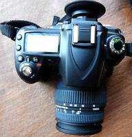 New Price: Nikon D90/lens/battery grip.
