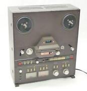 Reel to Reel Tape Player