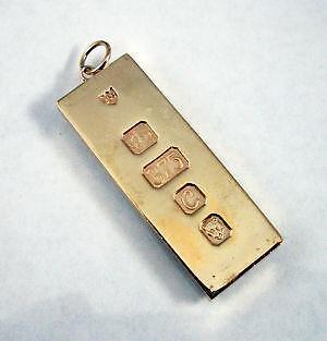 Gold Ingot Ebay