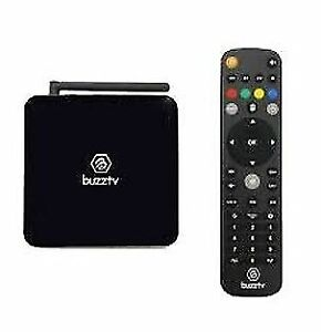 BuzzTV XPL 3000 (2GB) and Basic Model HD 4K TV Box
