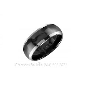 Bague Tungsten  Rings‎ Homme  Men Montreal