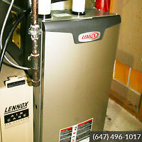 Furnaces - ENERGY STAR - From $2200 Installed or $35/mth