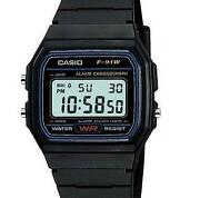 Casio F-91W Retro Watch