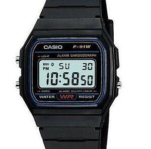 Casio Watch Retro