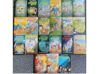CHEAPEST PRICE EVER - 21 book set of The Famous Five by Enid Blyton