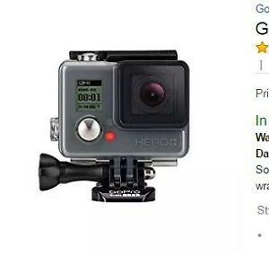 Free Shipping- GoPro HERO+ (Wi-Fi Enabled)