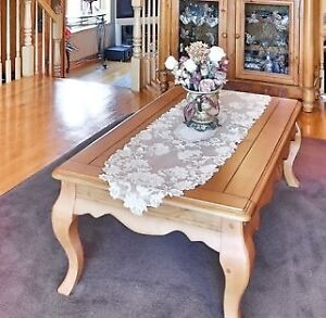 RECTANGULAR TABLE IN WOOD