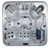 Fully Loaded | Stylish | Hydrotherapy Spas and Hot Tubs