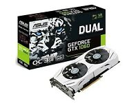 ASUS GTX 1060 3GB GDDR5 (Graphics Card) GOOD CONDITION!