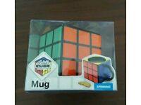 NEW Rubiks Cube Mug