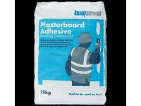 Drywall Adhesive (Bonding Compound) (COLLECTION PRICE £6.68)
