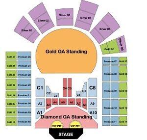 2 Guns and Roses Tickets - Brisbane 7th of Feb QSAC Brisbane City Brisbane North West Preview