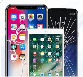 Phones Working or cracked screen