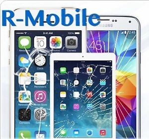 Réparer iPhone iPad Samsung vitre LCD batterie repair