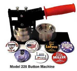 Button Makers & Circle Punch Cutters