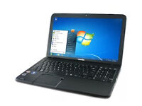 "Toshiba C850 Laptop - Hdmi - Webcam - Dvd- Usb 3.0 - 15.6"" Hd Led screen"