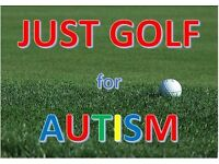 Just Golf for Autism