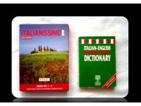 BBC ITALIANISSIMO - LEARN TO SPEAK ITALIAN - CDs - FOR SALE