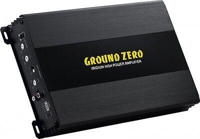 Ground Zero Iridium GZIA 1.1000DX-II Mono Amplifier 1000W RMS Amp comprar usado  Enviando para Brazil