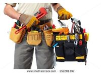 HANDYMAN WITH 16 YEARS EXPERIENCE ON ALL TYPES OF JOBS