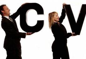 CV Writing Edinburgh, Full-time Professional CV Writer, 700+ Great Reviews, FREE CV Check, Help