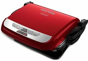 George Foreman Evolve Grill System-NEW