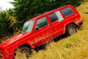 1997 Jeep Cherokee Autre
