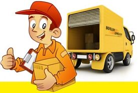 24/7 MAN AND VAN HOUSE OFFICE STUDENT REMOVALS TRANSIT AND LUTON VAN HIRE UK& EUROPE