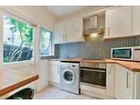 *!* Own Entrance *!* Large two double bedrooms and seperate study/storage room, private garden!