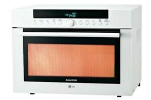 Near New - LG 34L Solar DOM Convection Oven - BARGAIN! Leeming Melville Area Preview