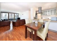 STUNNING TWO BEDROOM APARMENT OVERLOOKING THE CANAL NEXT TO SHOREDITCH PARK. AVAILABLE NOW!!
