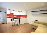 Nice 1 bedroom property with shared garden close to oval station