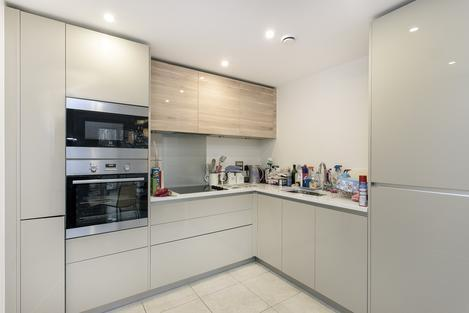 Stunning One Bedroom with Private Balcony!!!