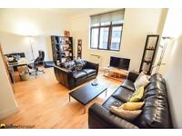 A stunning & stylish apartment located within an old bank conversion.
