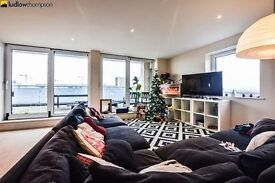 MASSIVE LUXURY 3 BEDROOM APARTMENT 5 MINUTES FROM DLR INCLUSIVE OF GYM & SAUNA