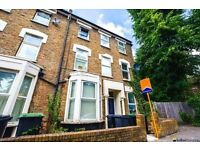 Located in the heart of Stroud Green a three bedroom apartment with a private garden space