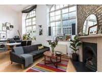 A fantastic apartment situated in a beautiful Victorian school conversion in St Luke's.