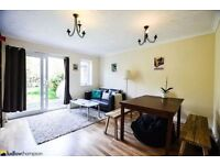 Stunning two double bedroom house in N4