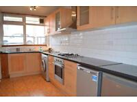 Four bedroom apartment with private garden moments from Shadwell underground and DLR Station.