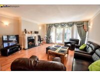 A fantastic house with two bathrooms, a large reception, a dining room, separate kitchen.