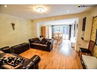 Huge House, Private Garden, Four Doubles, Two Bathrooms, Parking, Seperate Kitchen and Reception