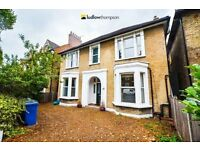 Exceptionally large 5 bedroom house with 3 reception rooms with a beautiful garden. Only families!